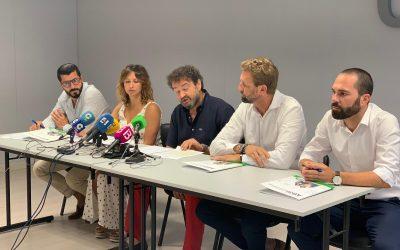PRIMERA RUEDA DE PRENSA DE ABSI ANTE LOS MEDIOS
