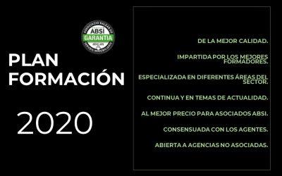 ACCEDE AL CALENDARIO FORMATIVO ABSI  2020