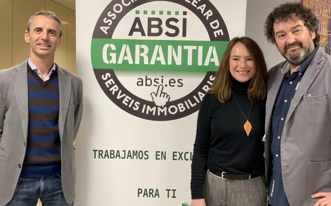 Flor Comas, de Asesoría Industria, nueva tesorera de ABSI