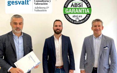 ABSI renueva Acuerdo de Colaboración con GESVALT
