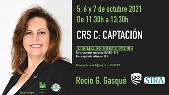 CURSO CRS C -CAPTACIÓN-